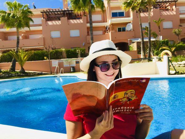 Książki do nauki języka hiszpańskiego